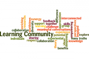learning community wordle