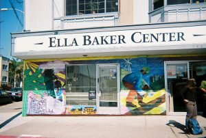 The Ella Baker Center, an Expedition semester learning resource