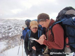 Leadership in the backcountry