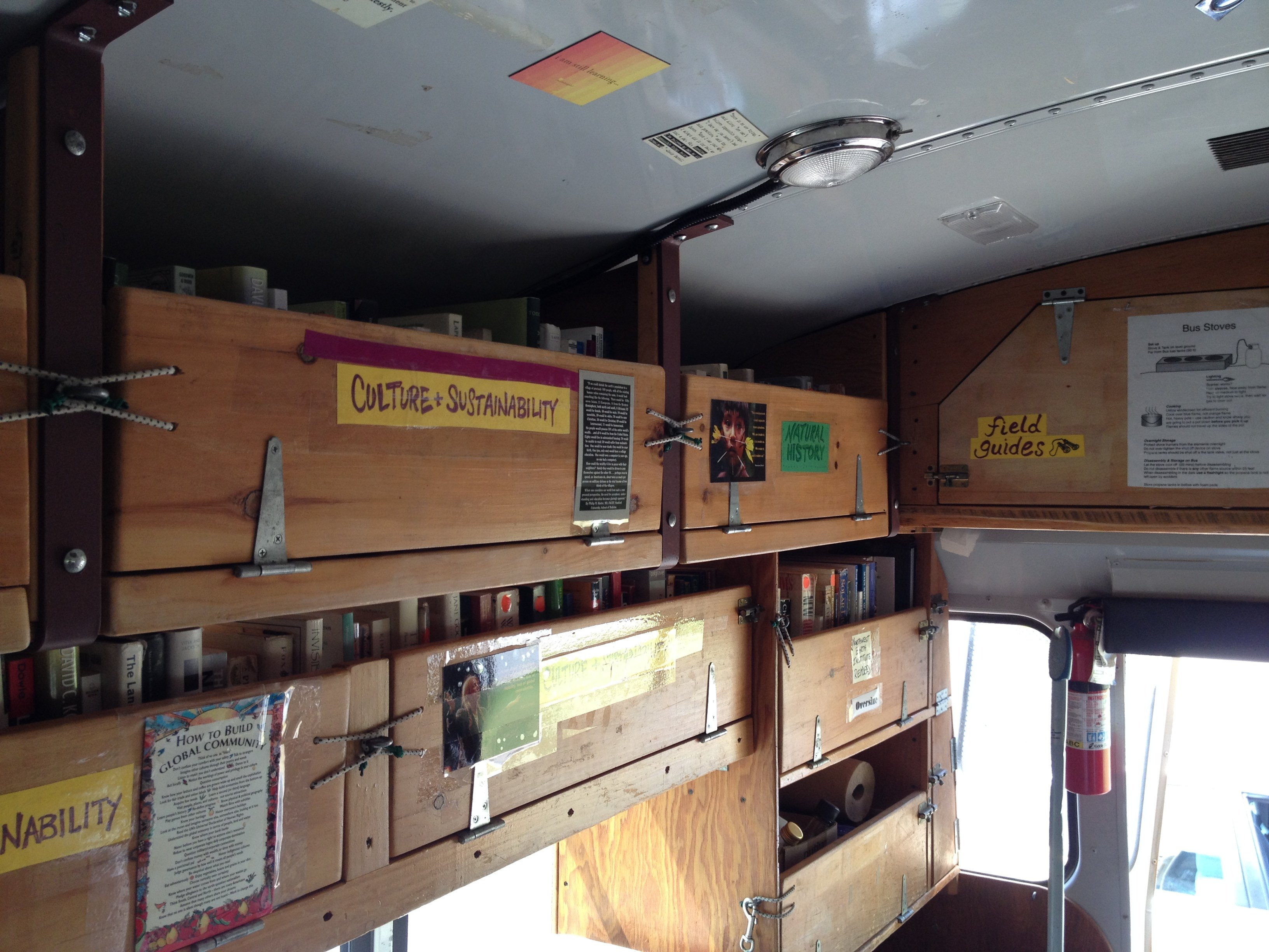 Inspiring Reading From EEI's Bus Library