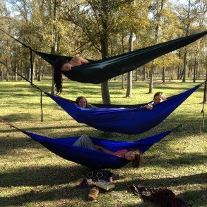 ThreeInHammocks